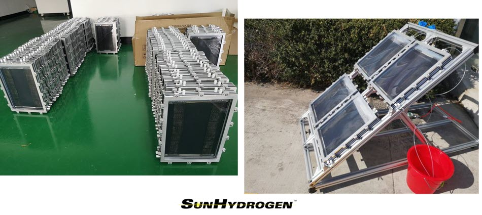 Sun Hydrogen Unit 1
