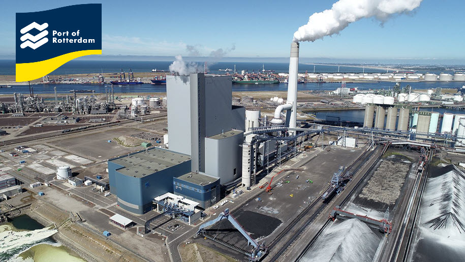 fuelcellsworks, Uniper and Port of Rotterdam Authority Start Feasibility Study for Green Hydrogen Plant at Maasvlakte