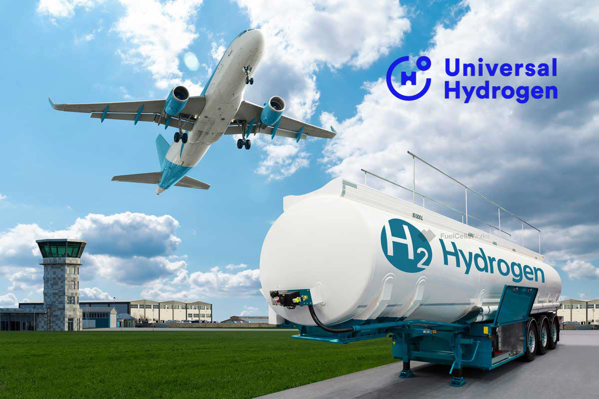 Fuel cells works, hydrogen, universal, main, fuel cells