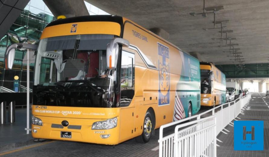 Zhengzhou Yutong Bus to Serve FIFA Club World Cup Qatar 2020