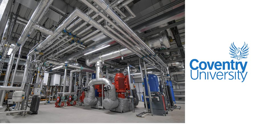 2 Million Invested to Develop a World Class Hydrogen Fuel Cell Development Facility in Coventry University
