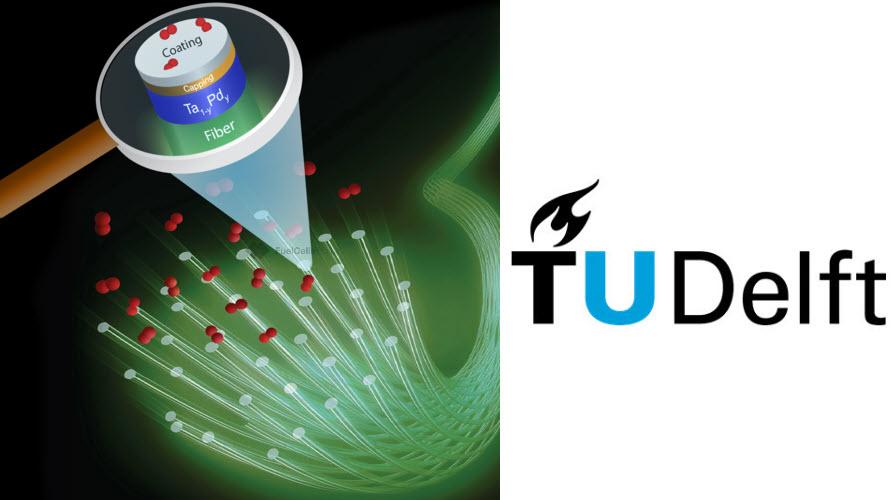 Fuel cells works, Delft Researchers Develop a Versatile Hydrogen Sensor