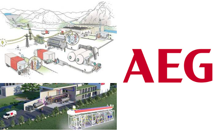 Fuel cells works, AEG Power Solutions Secures the Power Supply for the Hydrogen Production Plant of MPREIS in Austria