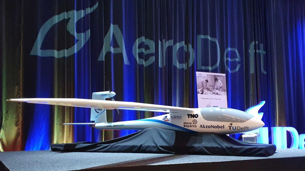 AeroDelft Team Reveals Prototype Airplane Powered by Liquid Hydrogen 2