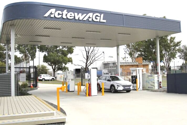 fuelcellsworks, Australia's First Public Hydrogen Refuelling Station Opens in Canberra