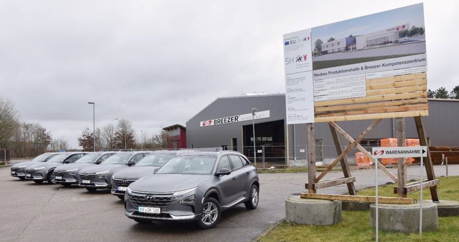 Fuel cells works, BRM - H2 - SUV Campaign - State Sponsored Hyundai Nexo Entry into the Hydrogen Age