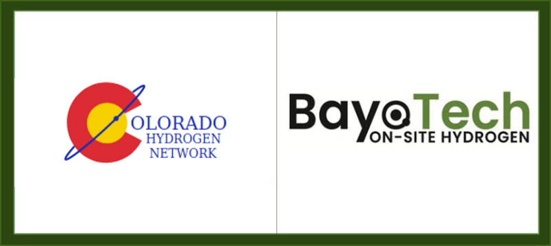BayoTech Colorado Hydrogen Network