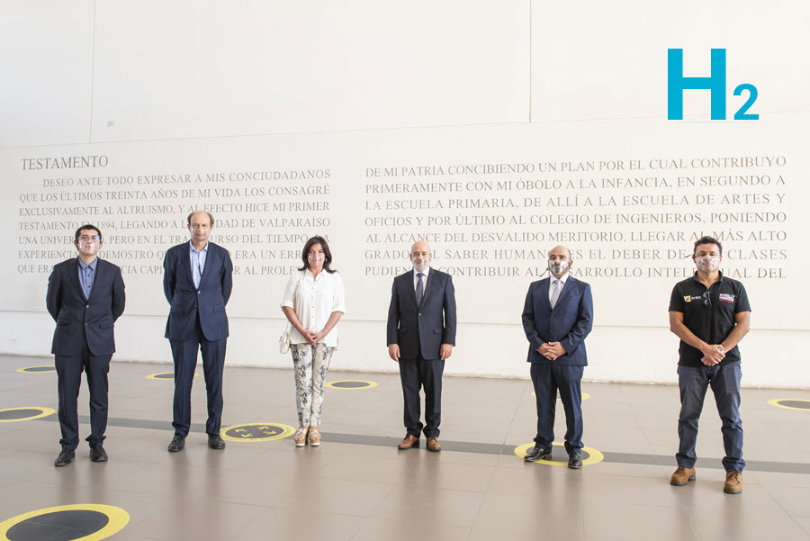Chile Establishes National Hydrogen Institute
