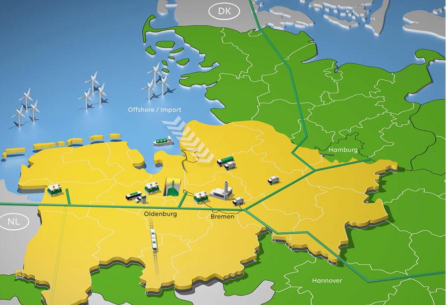Clean Hydrogen Coastline as the Cornerstone for a European Hydrogen Economy
