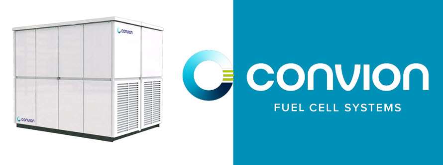 Convion Fuel Cells