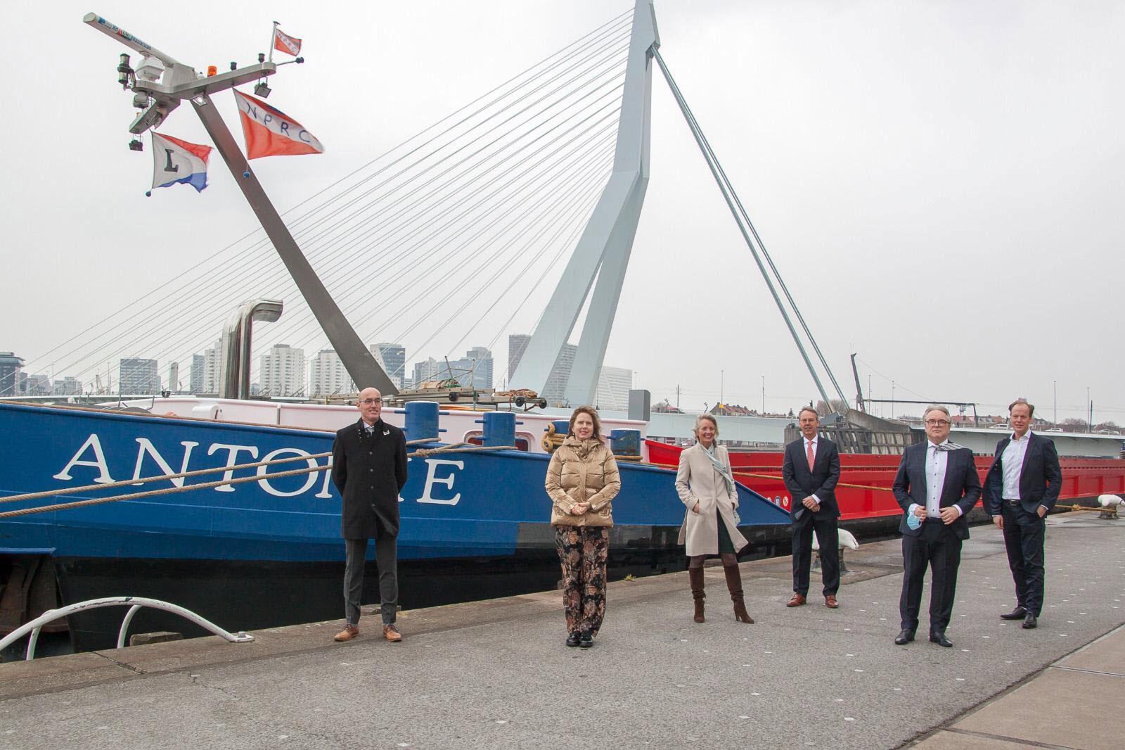 fuelcellsworks, Dutch H2 Inland Navigation Sets Sail