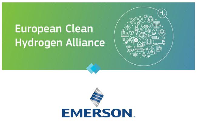 ECHA Hydrogen Europe Emerson
