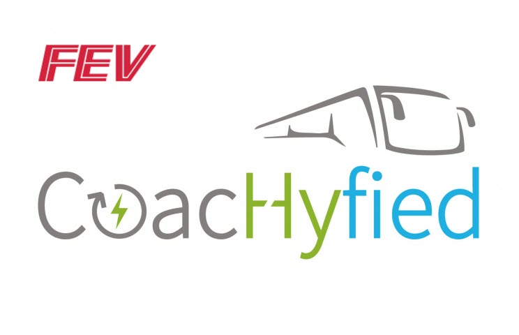 FEV Drives Development of Hydrogen Fuel Cells Coaches With Coachyfied