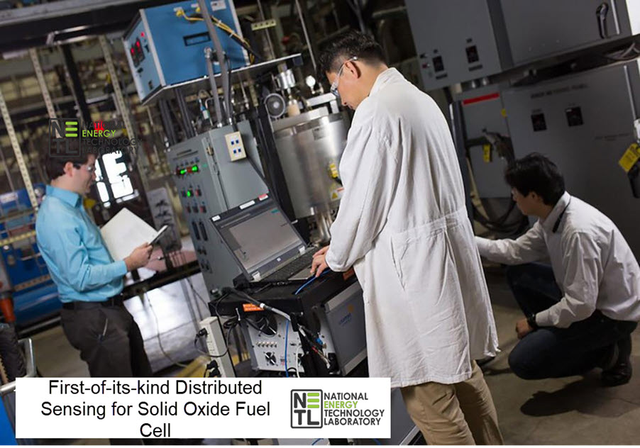 fuelcellsworks, First-of-its-kind Distributed Sensing for Solid Oxide Fuel Cell