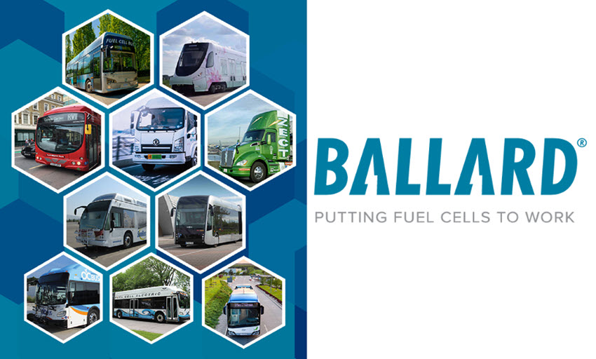 Fuel Cell Electric Vehicles Powered by Ballard Have Now Driven Over 75 Million Kilometers Enough to Circle the Globe 1870 Times