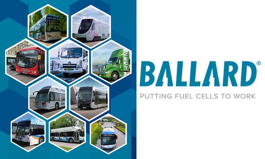 Fuel cells works, hydrogen, Ballard, fuel cell
