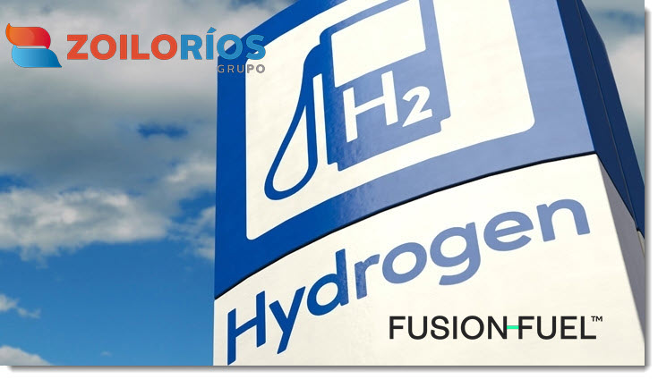 Fusion Fuel Green PLC Announces MoU with ZOILO RIOS to Develop Green Hydrogen Production for First Hydrogen Refueling Stations in Spain