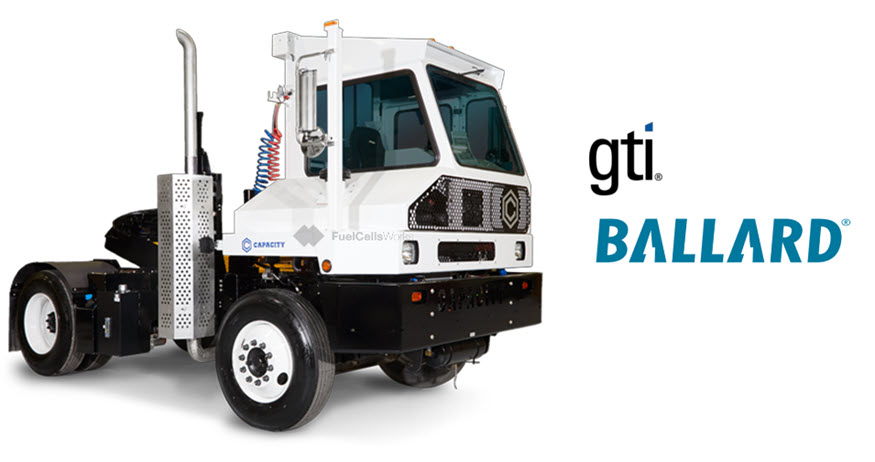 Fuel cells works, GTI Preparing to Launch First-of-a-Kind Pilot with Fuel Cell Yard Trucks