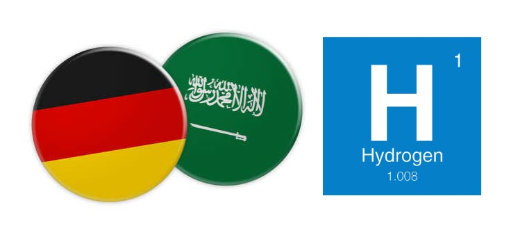 Germany and Saudi Arabia Sign Hydrogen Cooperation Agreement