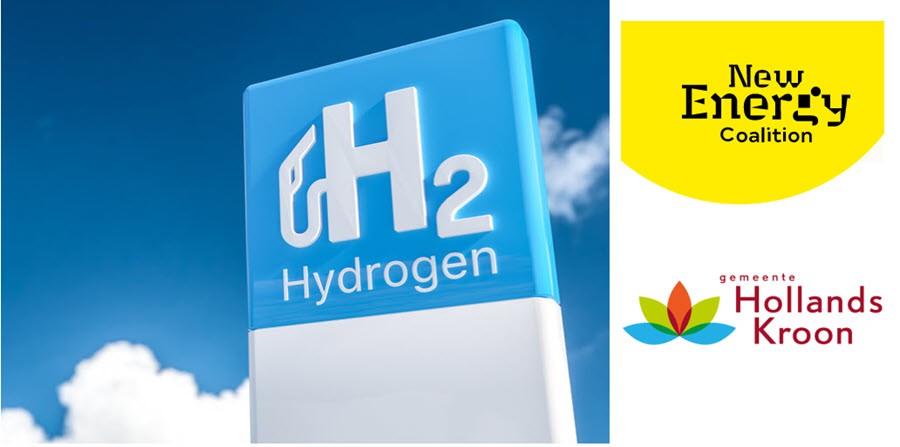 Hollands Kroon Municipality New Energy Coalition Partner on Two Hydrogen Projects