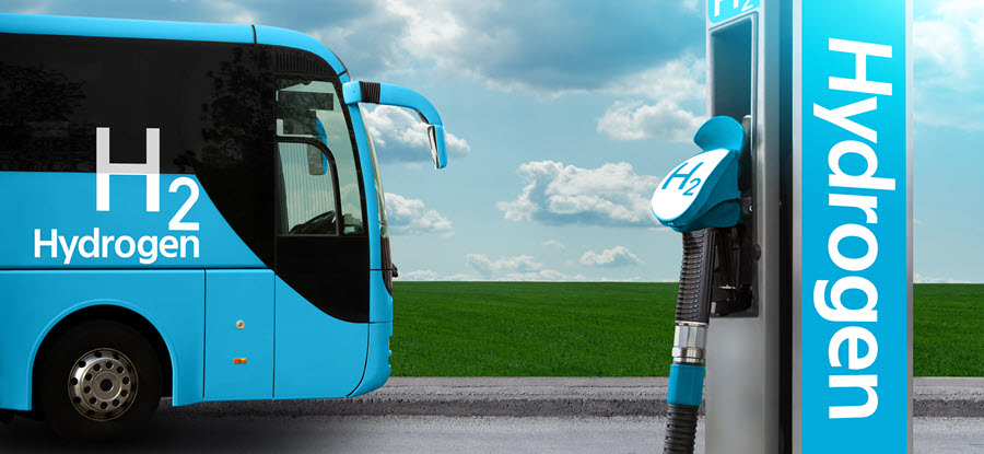Hydrogen Bus and Refueling 2
