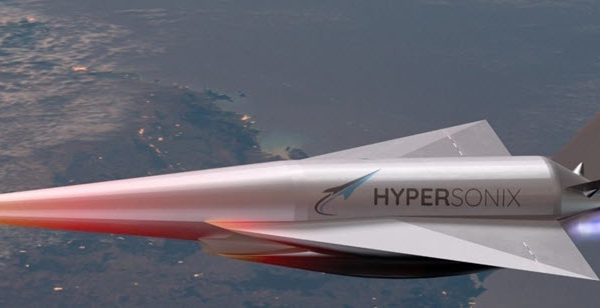 Hydrogen Powered Hypersonic Vehicle to Be Studied by Boeing and Hypersonix