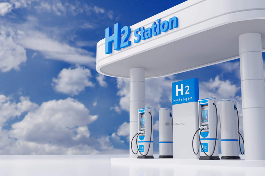 Hydrogen Station 2