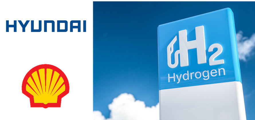 Hyundai and Shell