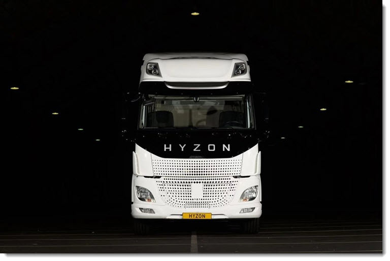 Hyzon Main Front