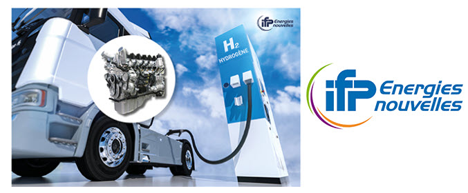 Fuel cells works, IFPEN Énergies Nouvelles is Banking on Hydrogen Mobility