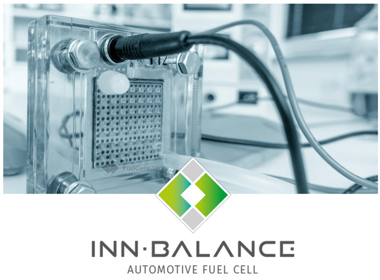 Fuel cells works, INN-BALANCE Fuel Cell Project Extended