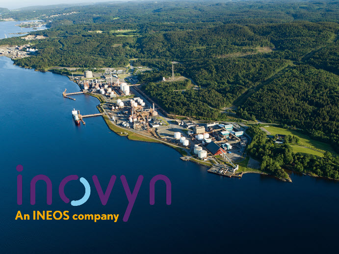 INOVYN Launches Clean Hydrogen Project to Support Decarbonisation in Norway