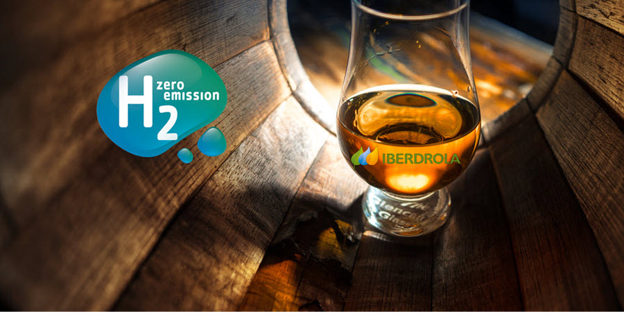 Iberdrola Launches a Green Hydrogen Scheme to Produce Sustainable Scotch Whisky in the Highlands