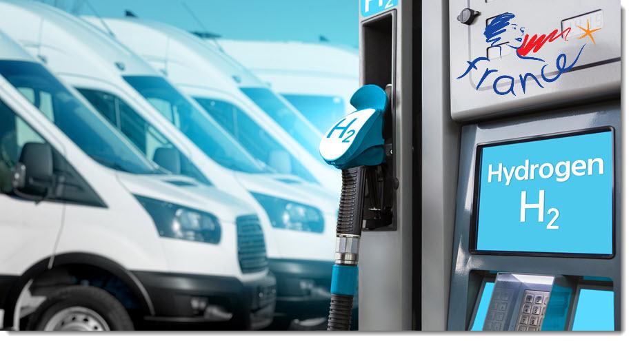 Issy les Moulineaux wants hydrogen station Main