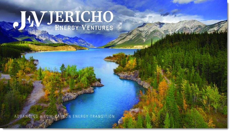 Fuel cells works, Jericho Energy Ventures Subsidiary Hydrogen Technologies Announces Exclusive Licensing Agreement for the UK and Ireland