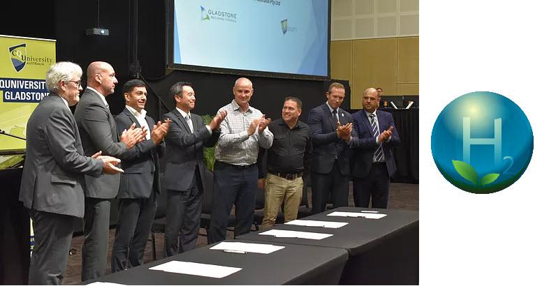 Landmark Signing for Hydrogen Future in the Gladstone Region