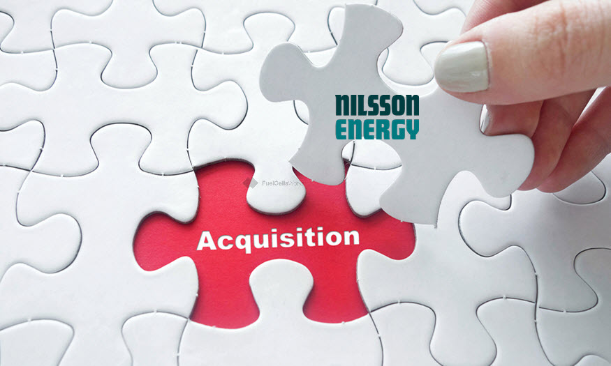 fuelcellsworks, Qarlbo Becomes the Principal Owner of Nilsson Energy
