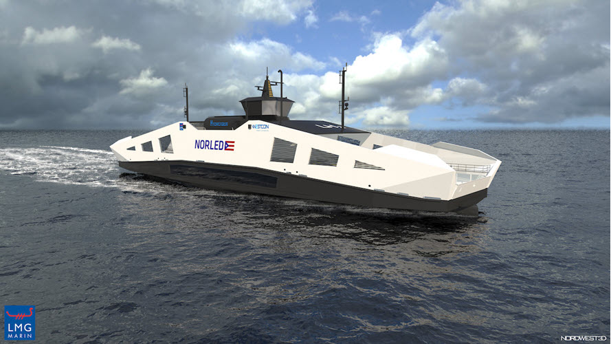 Fuel cells works, Linde to Supply World's First Hydrogen-Powered Ferry