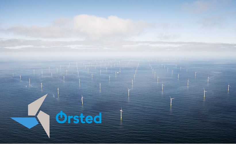 Orsted Wind to Hydrogen