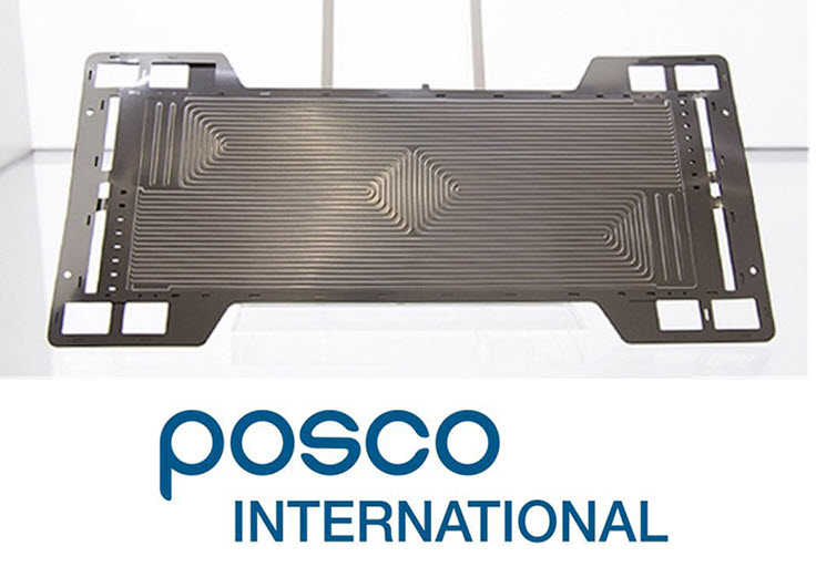 POSCO International to Expand Production of Fuel Cell Separators