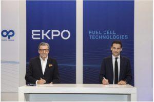 Plastic Omnium and EKPO