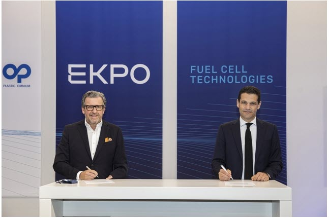 Fuel cells works, Plastic Omnium and ElringKlinger Launch New Fuel Cell Joint Venture
