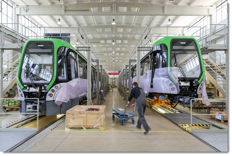 Saxony Company to Build Europes First Hydrogen Tram