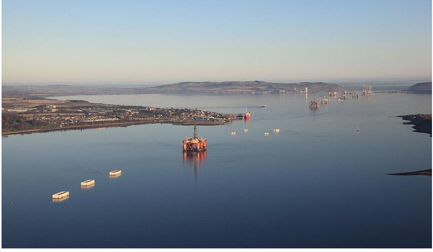 ScottishPower to Help Deliver Green Hydrogen Hub at Port of Cromarty Firth 1