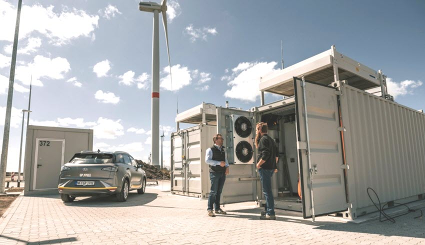 Fuel cells works, Seven Fuel Cell Buses for Bremerhaven