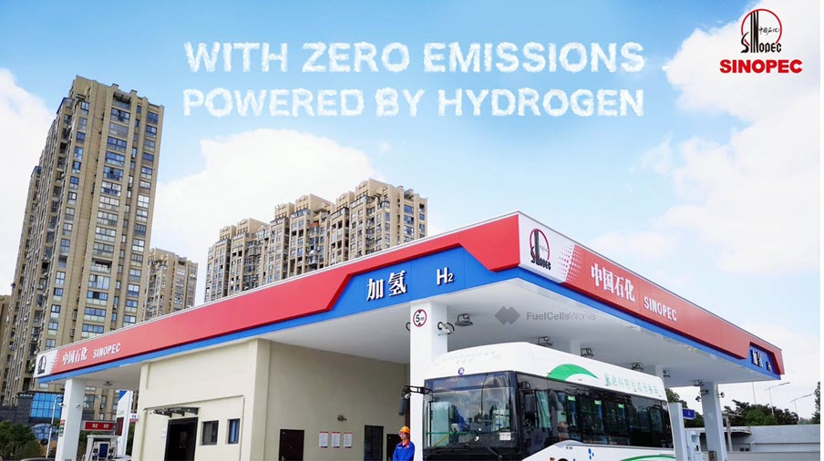 Sinopec Accelerates Hydrogen Energy Development to Build World leading Clean Energy Chemical Company