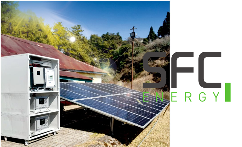 Fuel cells works, SFC Energy Completes Installation of 24 Hybrid Microgrids with Fuel Cells (500 W) in Remote North Eastern Areas of India