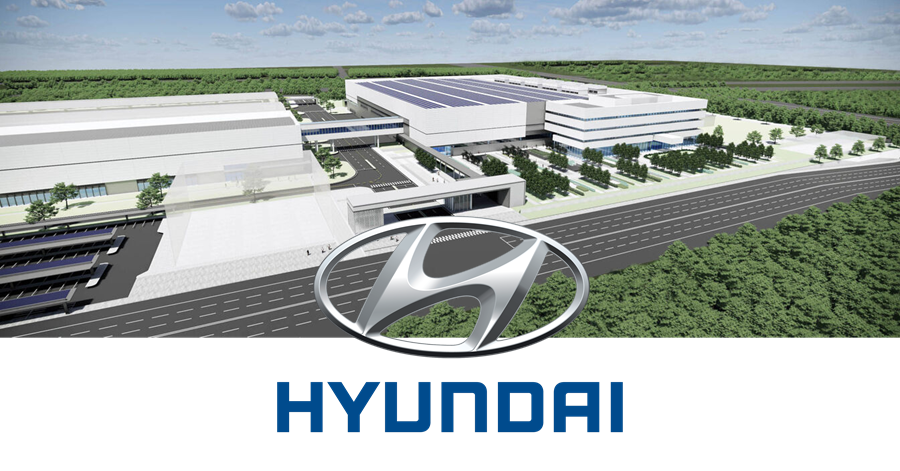Fuel cells works, Hyundai Holds Groundbreaking Ceremony on First Overseas Fuel Cell System Plant in Guangzhou