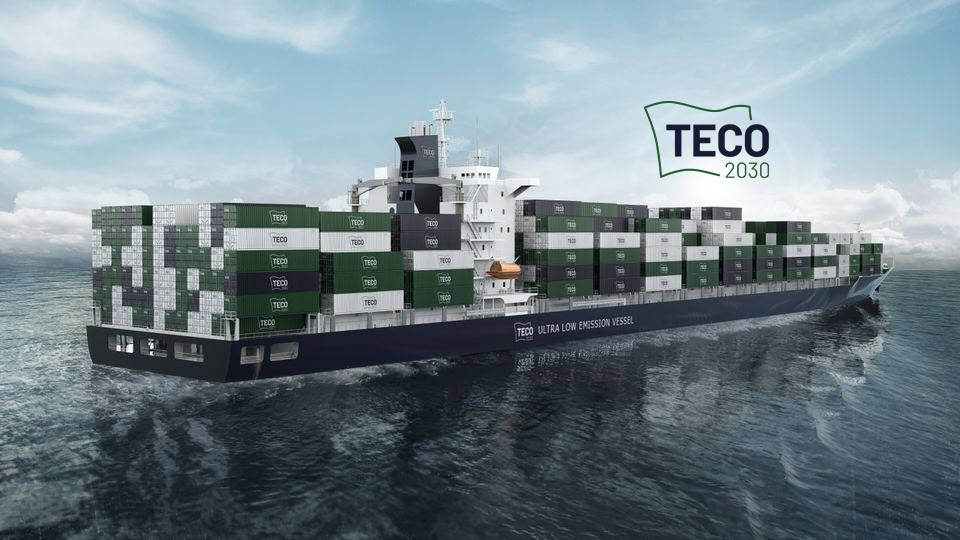 TECO 2030 Signs Letter of Intent With an Undisclosed Shipowner for a Zero emission Vessel