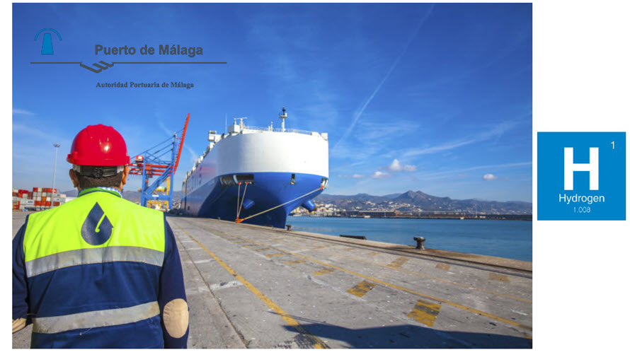The Port of Malaga Is Committed to Green Hydrogen With the Digital H2 Green Project
